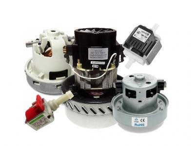 Porszívó és Takarítógép Motorok kategória