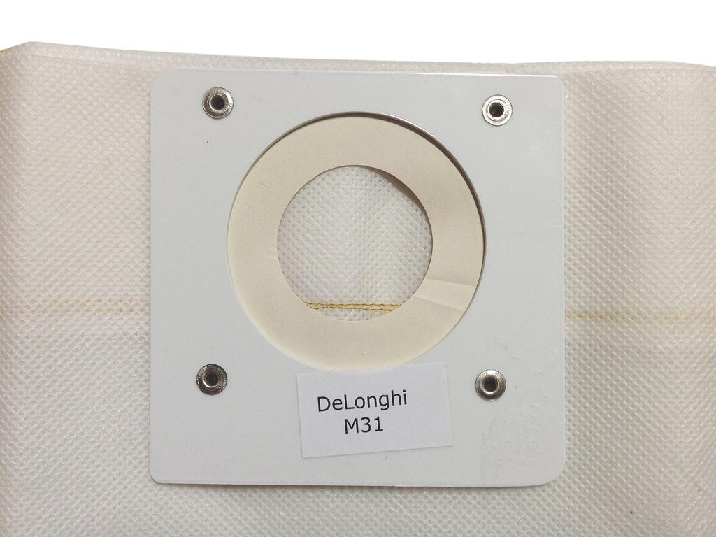 DELONGHI M31 IPARI VÁSZON (TEXTIL) PORZSÁK