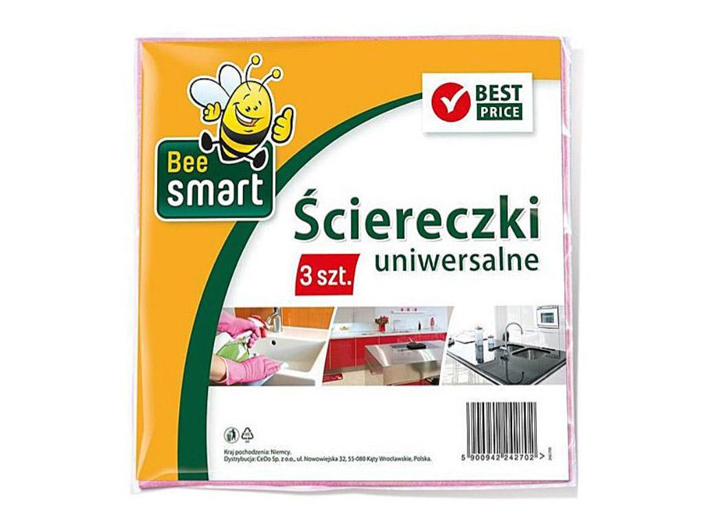 BEE SMART UNIVERZÁLIS TÖRLŐKENDŐ 3DB/CSOMAG