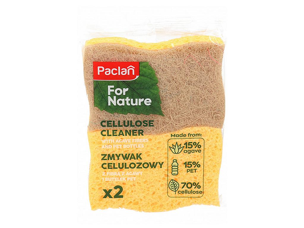 PACLAN FOR NATURE AGAVE CELLULÓZ SZIVACS 2DB/CSOMAG