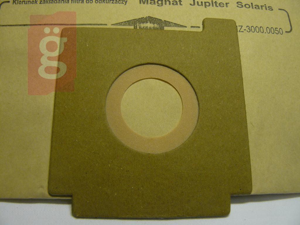 IZ-3000.0055 Invest Zelmer Magnat papír porzsák (5db/csomag)