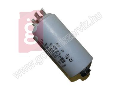 12,5 mF Kondenzátor állandó sarus