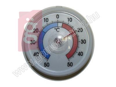 Hőmérő kerek -50C - +50C
