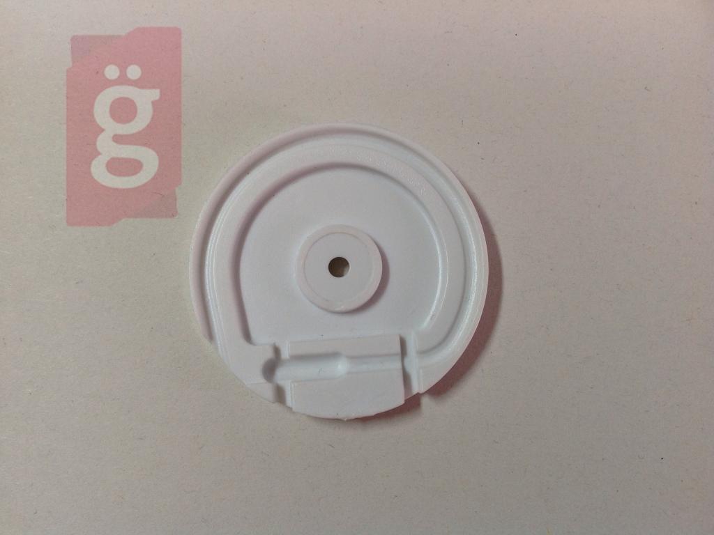 Hűtő Hőfokszabályzó felerősítő kerek műanyag 280/60