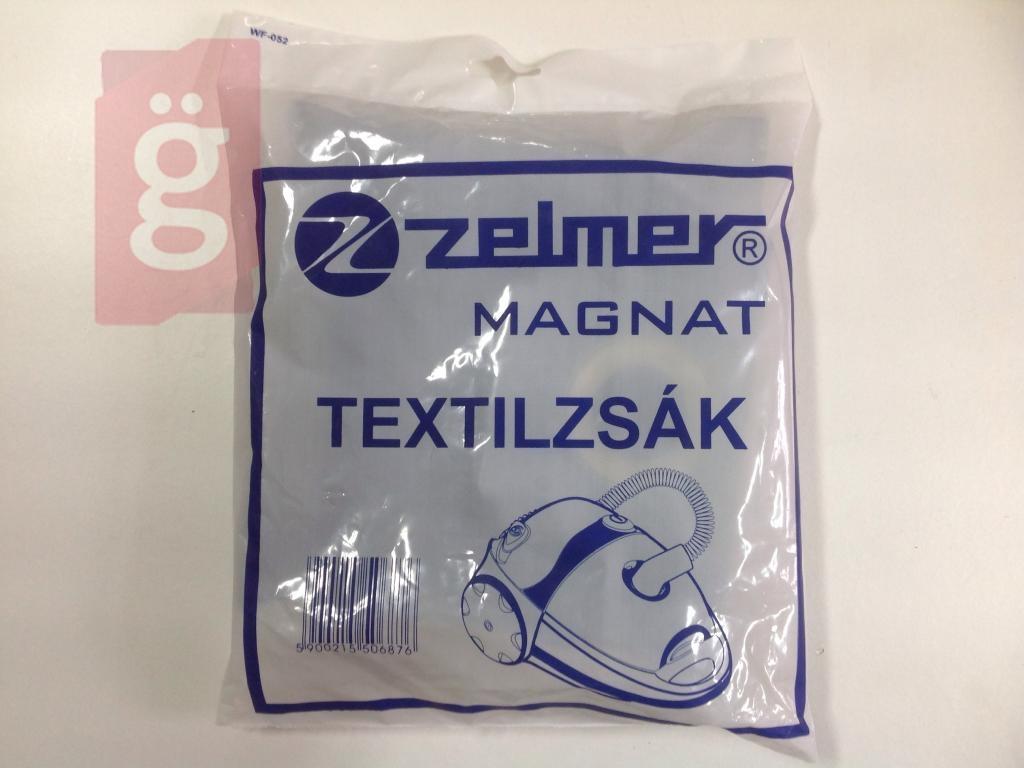 Zelmer Magnat gyári vászon (textil) porzsák