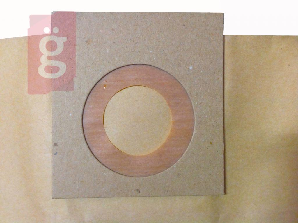 IZ-KIF10  KARCHER T 111 papír porzsák (5db/csomag)