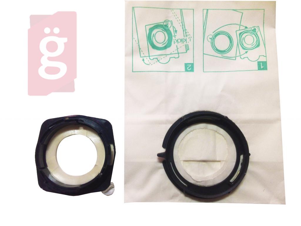 IZ-KIF15 Univerzális papír porzsák (3db/csomag)