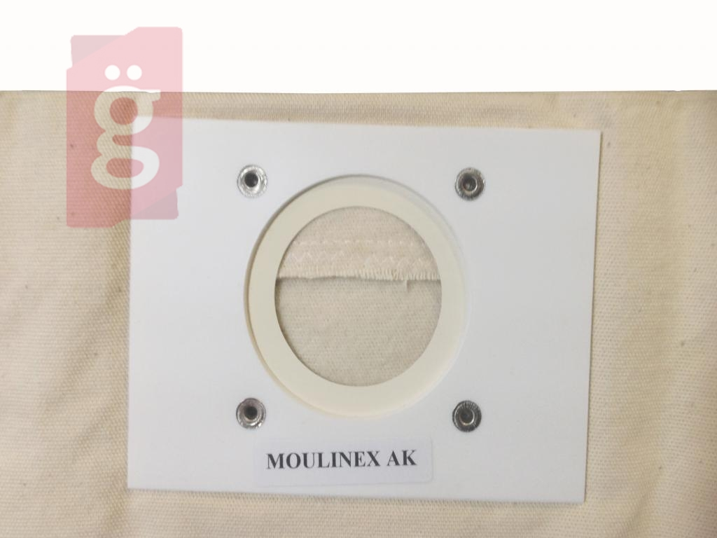 Moulinex AK4 vászon (textil) porzsák
