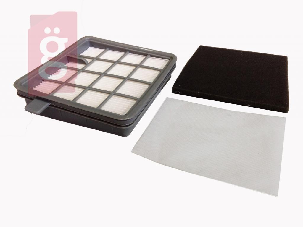 Porszívó Hepa Filter/Szűrő készlet Sencor SVX012HF/ SVC 510GR/511TQ/512VT Allegro Porzsívóhoz (MOSHATÓ)