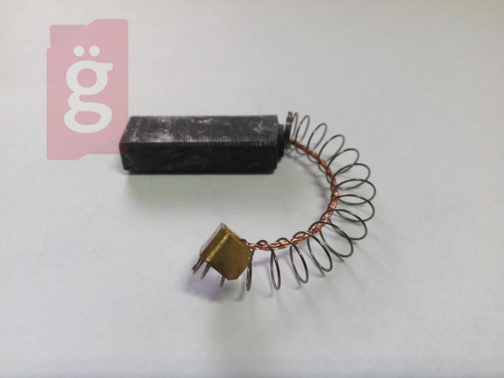 6,3x11,3x30 szénkefe rugós, közép kivezetéses (2db/csomag)