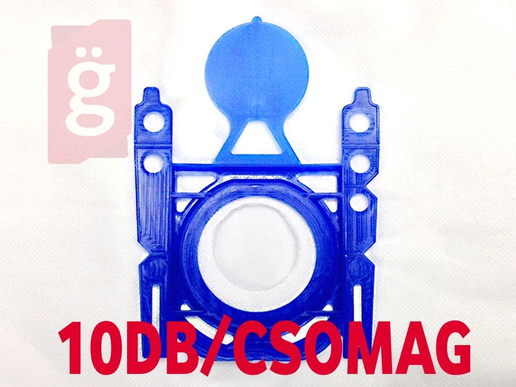 IZ-S11SP.10 Invest Bosch / Siemens G stb. mikroszálas porzsák (10db/csomag)
