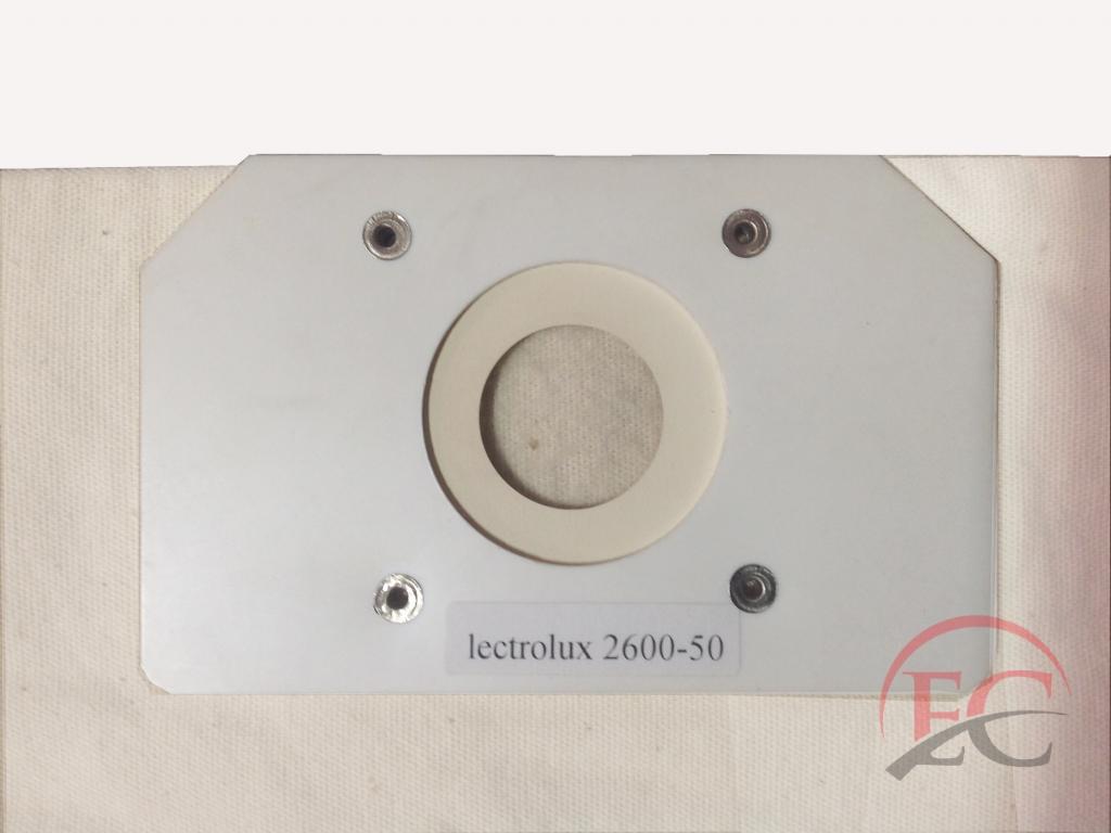 ELECTROLUX 2600-50 VÁSZON (TEXTIL) PORZSÁK