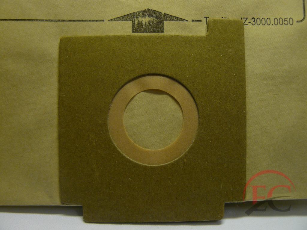 IZ-3000.0057 ZELMER 3000 INVEST KOMPATIBILIS PAPÍR PORZSÁK (5DB+2FILTER/CSOMAG)