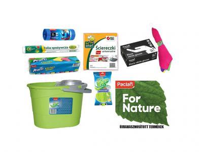 Konyhai és Háztartási Tartozékok (kávéfilterek, zacskók, fóliák, gumikesztűk, For Nature termékek) kategória