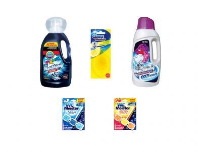Tisztító- és Illatosítószerek (Mosás, WC-tisztítás) kategória