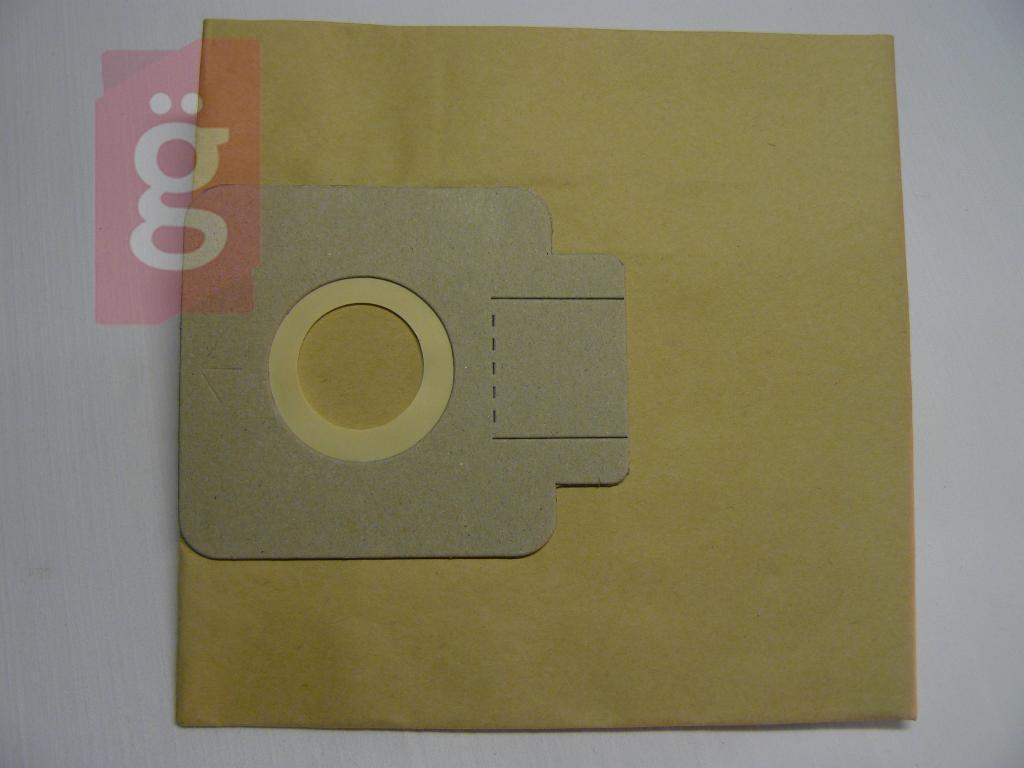 Kép a(z) IZ-H128 Invest HOOVER H58 / H63 / H64 papír porzsák (5db/csomag) nevű termékről