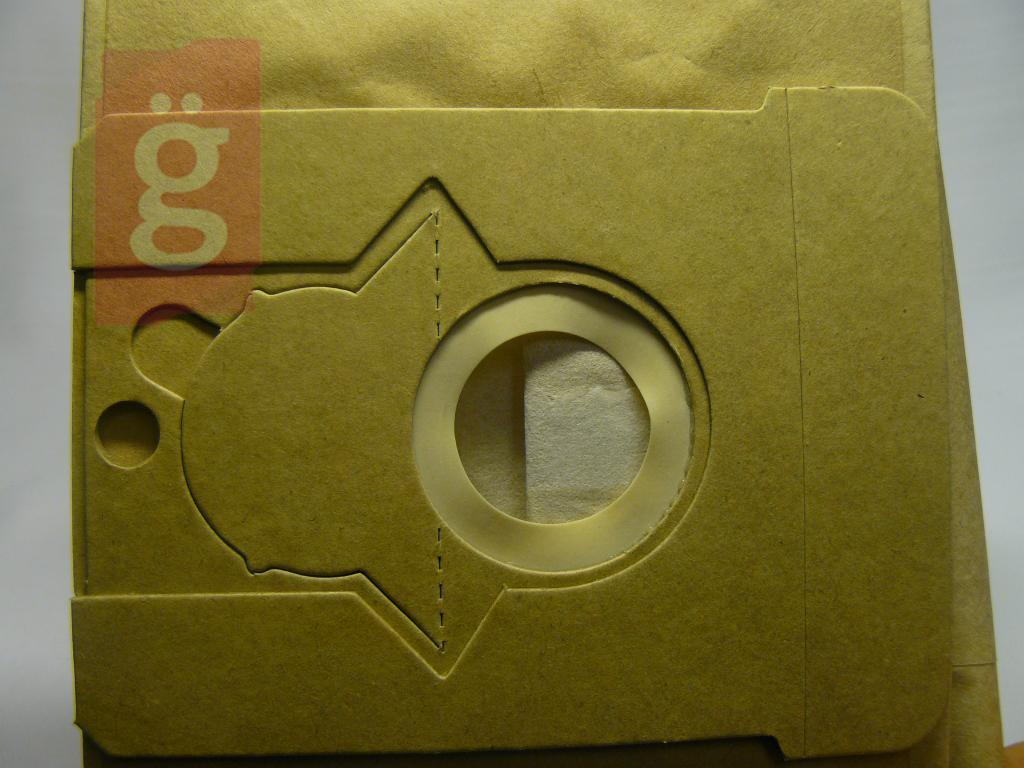 Kép a(z) IZ-A124/125 Invest AEG GR22...GR26 stb. Kompatibilis papír porzsák (5db/csomag) nevű termékről
