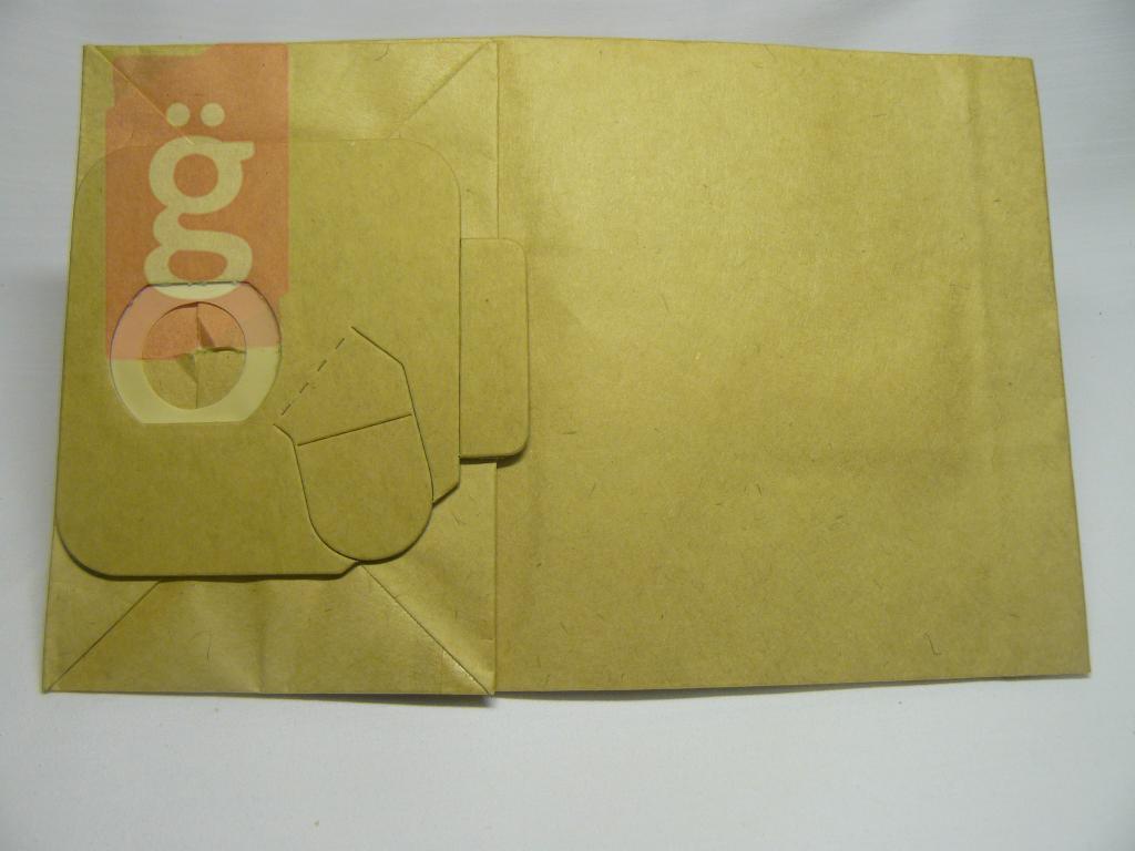 Kép a(z) IZ-A129 Invest Kompatibilis papír porzsák (5db/csomag) nevű termékről