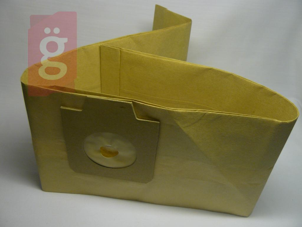 Kép a(z) IZ-E9 Invest Karcher T 201 / Nilfisk GD 930 papír porzsák (5db/csomag) nevű termékről