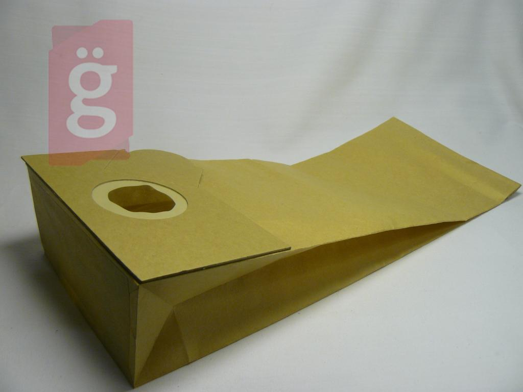 Kép a(z) IZ-FR1 Invest FAKIR / NILCO / Nilfisk Alto Filter Vac 14  papír porzsák (5db/csomag) nevű termékről
