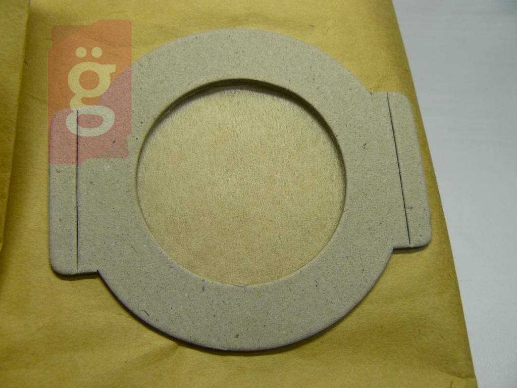 Kép a(z) IZ-H190 Invest HOOVER Aqva stb. Kompatibilis papír porzsák (5db/csomag) nevű termékről