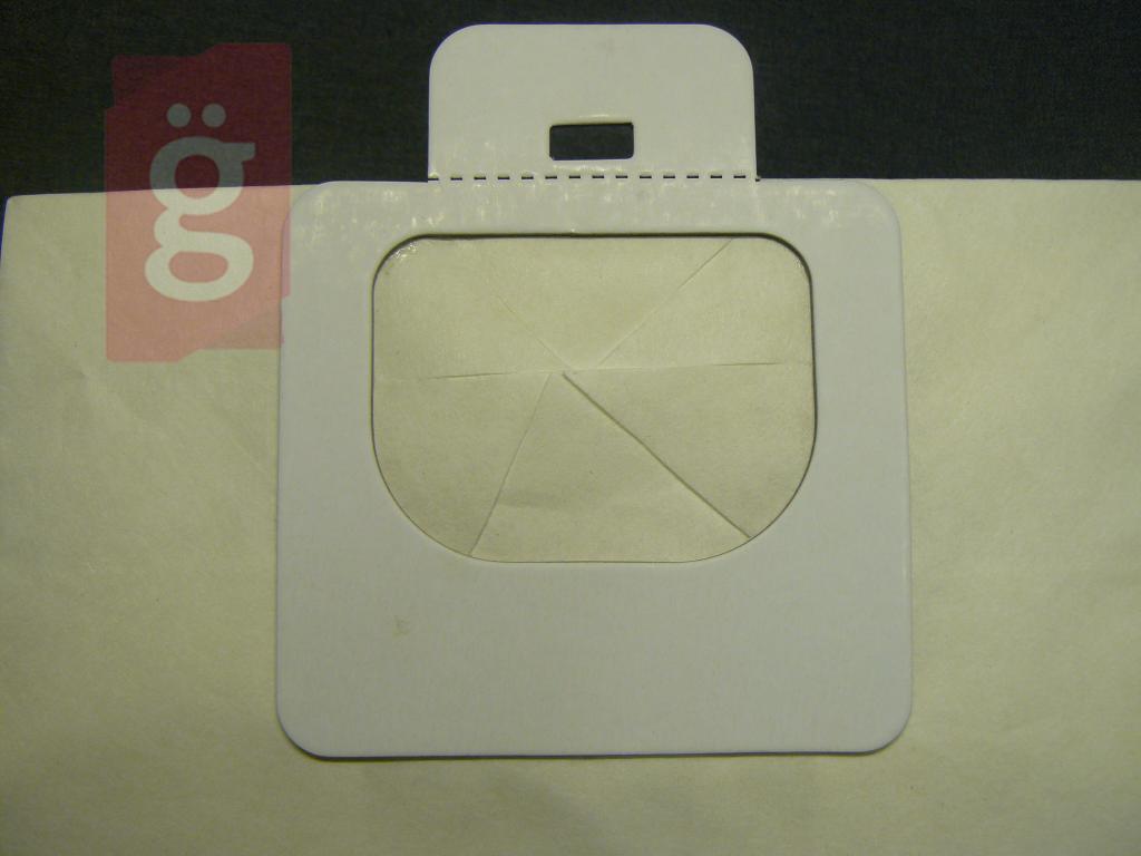 Kép a(z) IZ-MX6 Invest Moulinex papír porzsák (5db/csomag) nevű termékről