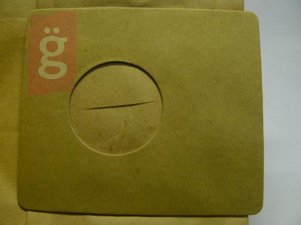 Kép a(z) IZ-OK12 Invest Kompatibilis papír porzsák (5db/csomag) nevű termékről