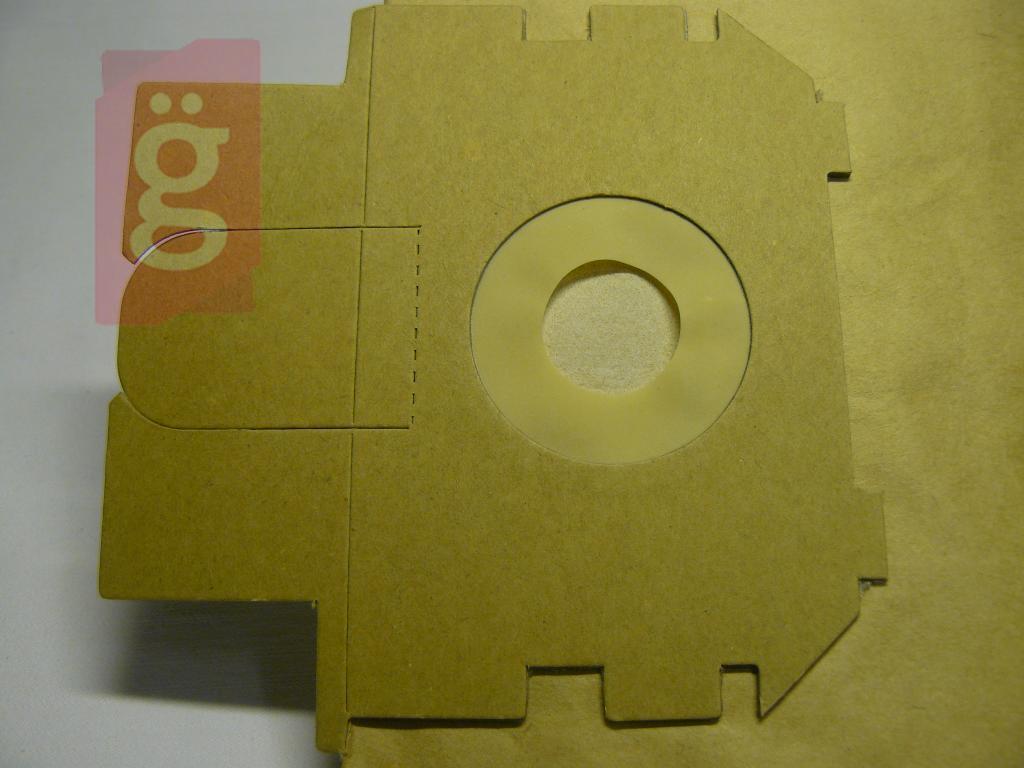Kép a(z) IZ-P16/P19 Invest Electrolux Ingenio stb. papír porzsák (5db/csomag) nevű termékről