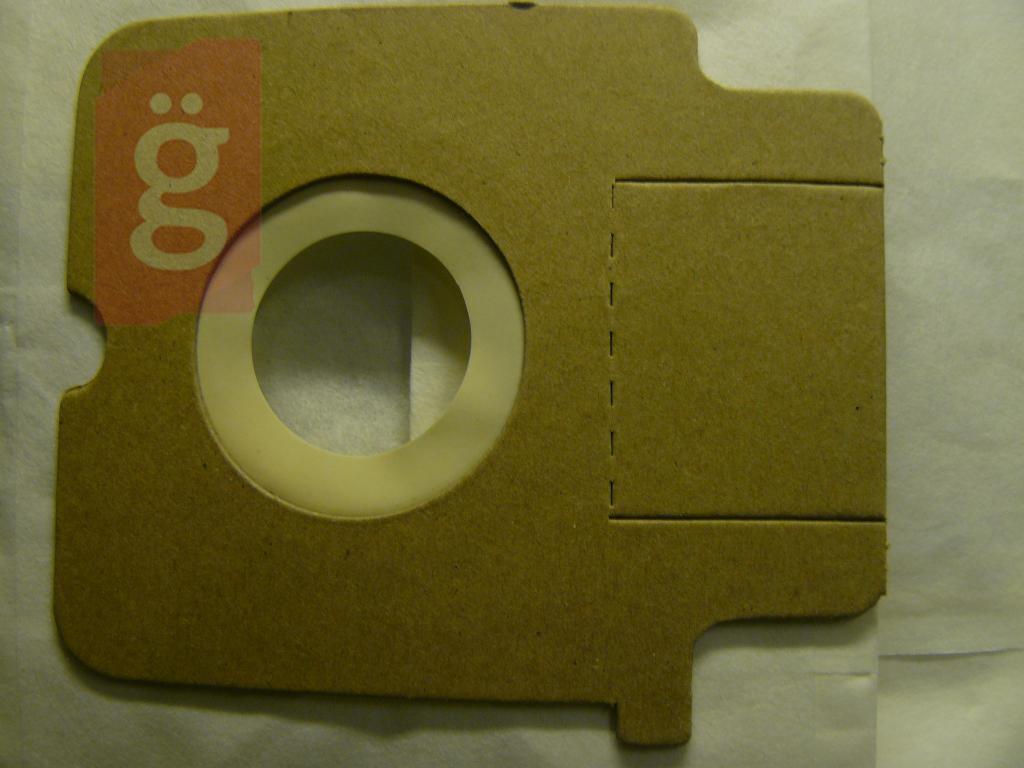 Kép a(z) IZ-PC3 Invest Panasonic papír porzsák (5db/csomag) nevű termékről