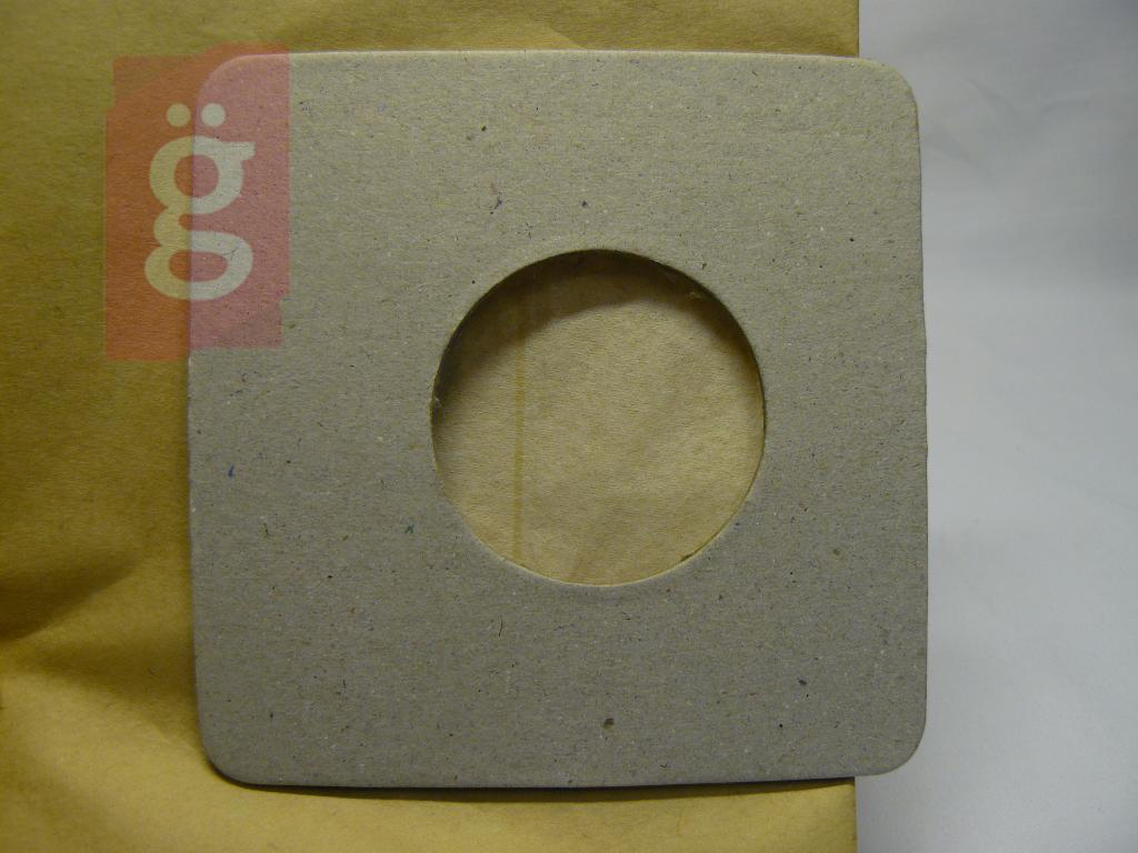 Kép a(z) IZ-SV3 Invest Clatronic BS1209 papír porzsák (5db/csomag) nevű termékről
