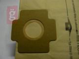 Kép a(z) IZ-1010.0130 Invest Zelmer Meteor papír porzsák (5db+2filter/csomag) nevű termékről