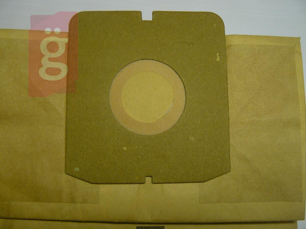 Kép a(z) IZ-1500.0055 Invest ZELMER Orion Twister Twist stb.Kompatibilis papír porzsák (5db/csomag) nevű termékről