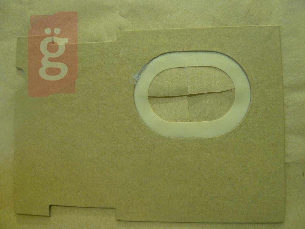Kép a(z) IZ-E35 Invest Aeg Electrolux stb. Kompatibilis papír porzsák (5db/csomag) nevű termékről