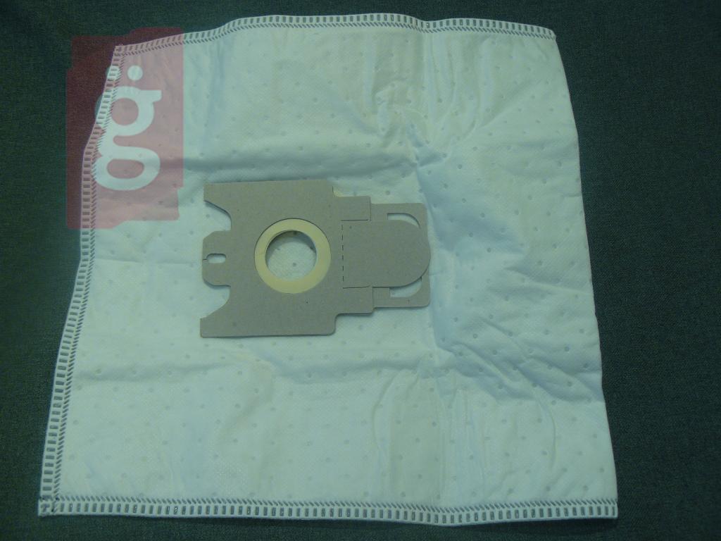 Kép a(z) IZ-H125S Invest HOOVER Telios mikoszálas porzsák (5db/csomag) nevű termékről