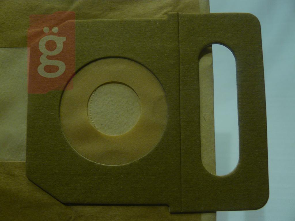 Kép a(z) IZ-PR20 PROFI 20 5.1 Invest Kompatibilis papír porzsák (5db/csomag) nevű termékről