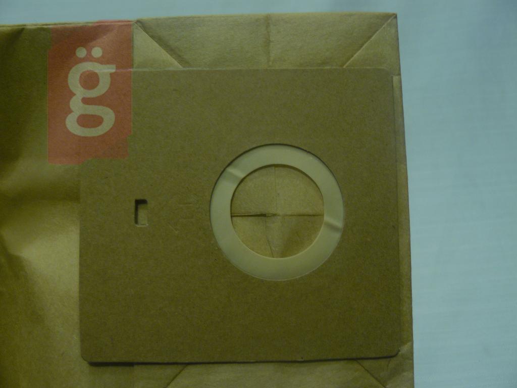 Kép a(z) IZ-SK1 Invest papír porzsák (5db/csomag) nevű termékről