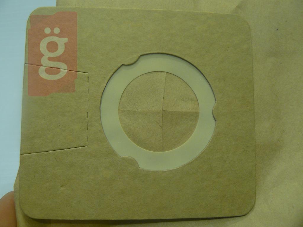 Kép a(z) IZ-SO2 Invest Kompatibilis papír porzsák (5db/csomag) nevű termékről