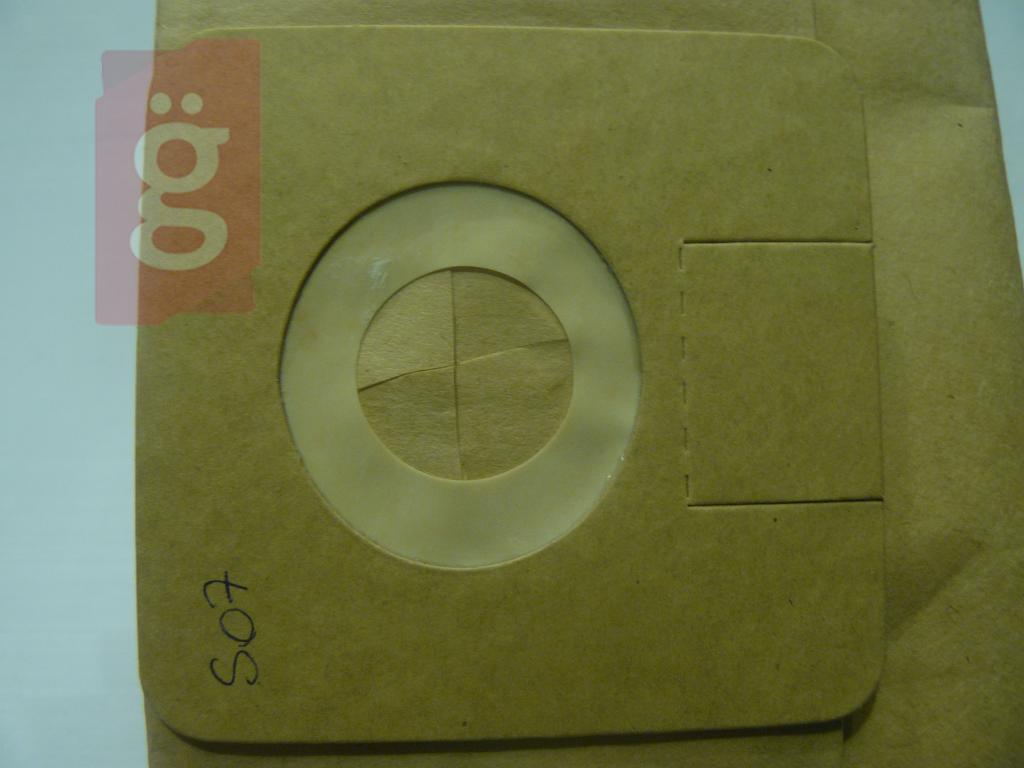Kép a(z) IZ-SO7 Invest papír porzsák (5db/csomag) nevű termékről