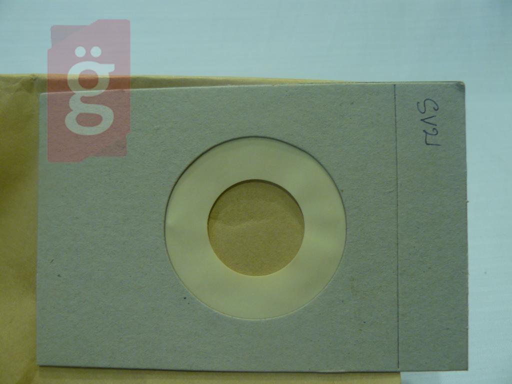 Kép a(z) IZ-SV2 Invest Aqua Vac stb. Kompatibilis papír porzsák (5db/csomag) nevű termékről