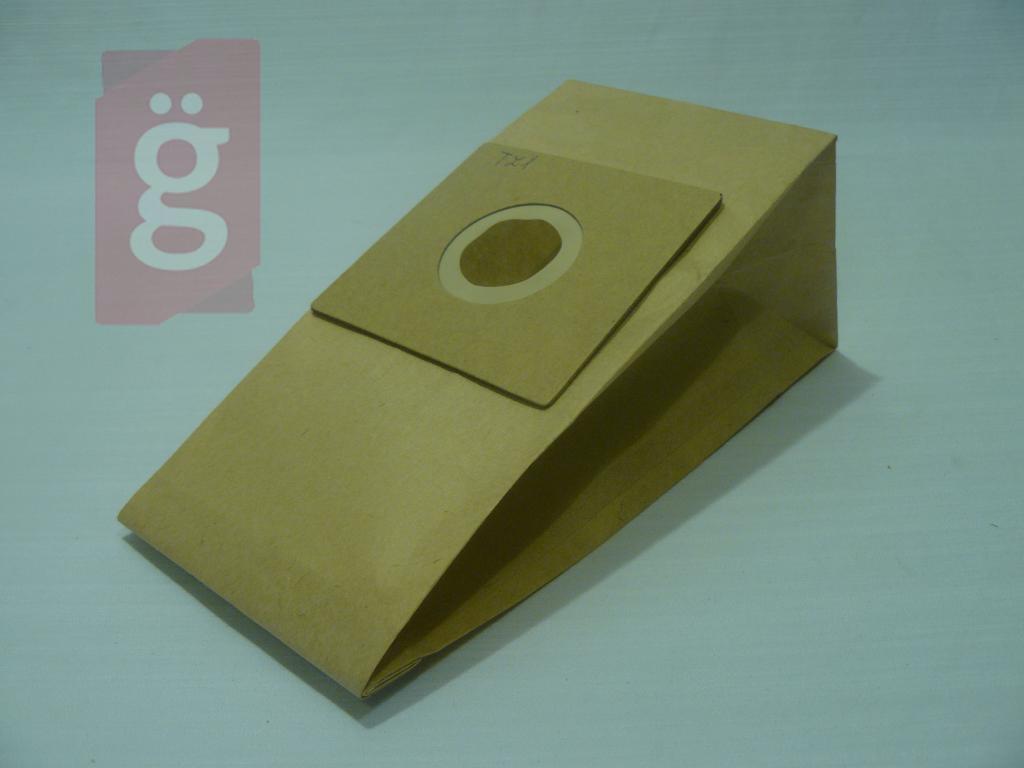 Kép a(z) IZ-TZ1 Invest Kompatibilis papír porzsák (5db/csomag) nevű termékről