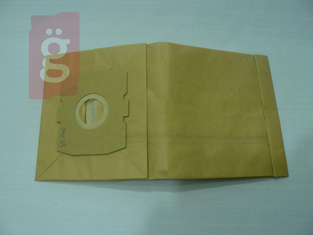 Kép a(z) IZ-VK240 Invest Kompatibilis papír porzsák (5db/csomag) nevű termékről