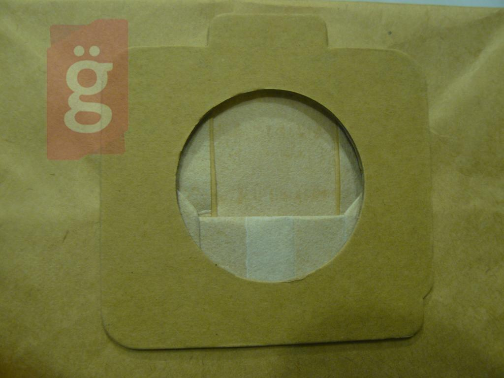 Kép a(z) IZ-MX1 Moulinex Invest Kompatibilis papír porzsák (5db/csomag) Helyette: IZ-MX1S  nevű termékről