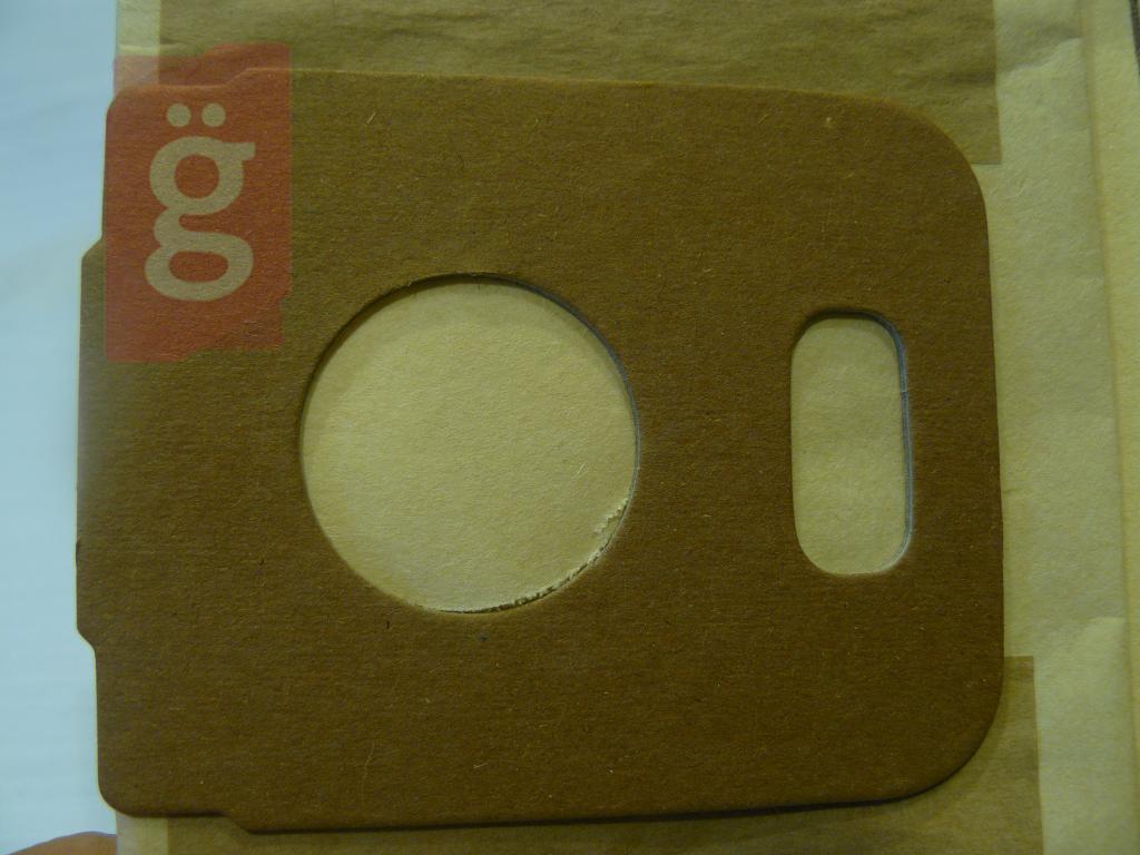 Kép a(z) IZ-800.0080  Invest papír porzsák (5+2/csomag) nevű termékről