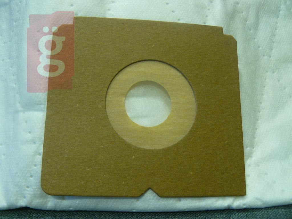 Kép a(z) IZ-A126S Invest AEG GR28 Helyette: IZ-E6S  Invest mikroszálas porzsák (4db/csomag) nevű termékről