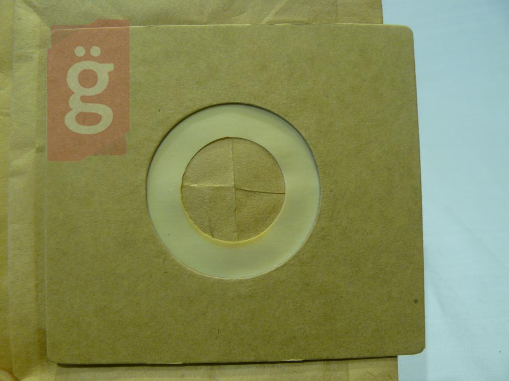 Kép a(z) IZ-DD6 Invest papír porzsák (5db/csomag) nevű termékről