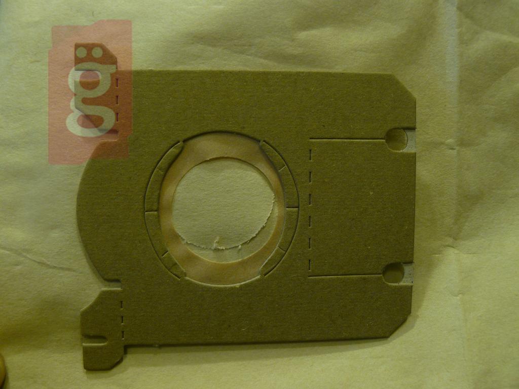 Kép a(z) IZ-E5.3F Invest Electrolux / AEG / Philips S-BAG papír porzsák (5db+3filter/csomag) nevű termékről