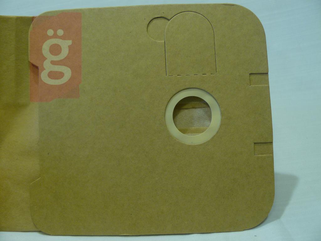 Kép a(z) IZ-R9 Invest papír porzsák (5db/csomag) nevű termékről