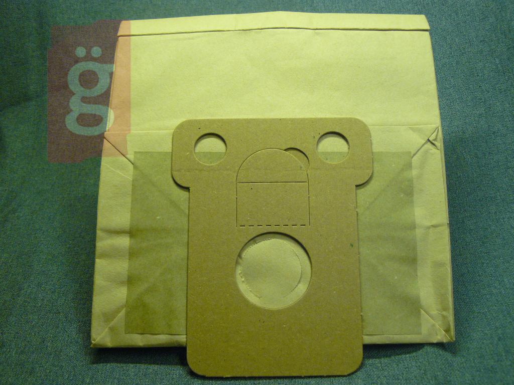Kép a(z) IZ-MX9 Invest Moulinex Kompatibilis papír porzsák (5db/csomag) nevű termékről