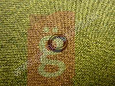 Kép a(z) Zelmer 7.0561 Porszívó  O Gyűrű 5x1,6 Wodnik 619 nevű termékről