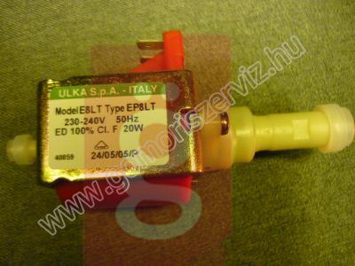 Kép a(z) Zelmer 619.0145 Porszívó Vízpumpa Wodnik 619 nevű termékről